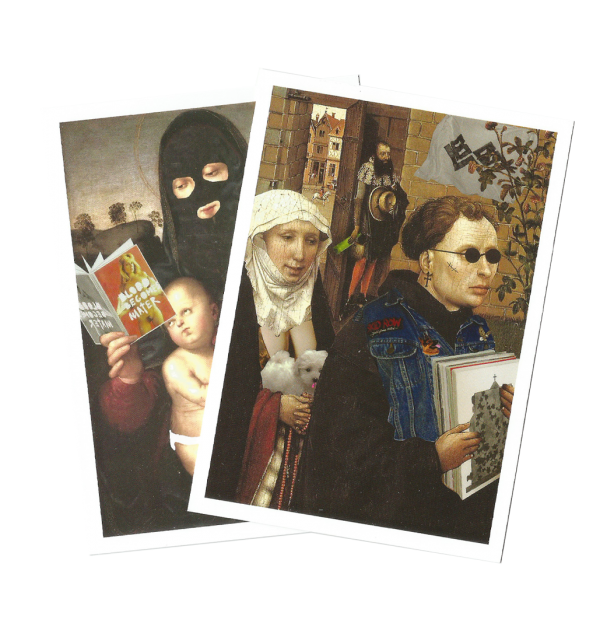 postcard revival