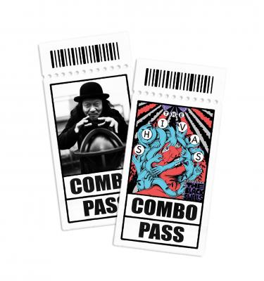 COMBO PASS: The Shivas (US) + Damo Suzuki (JP)