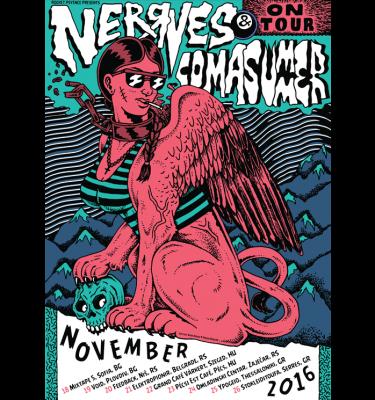 Comasummer & Nerrves Poster